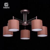 Светильник потолочный DeMarkt Николь 364013905