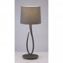 Лампа настольная Mantra Lua Chocolate 3688