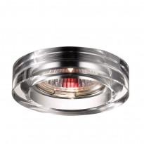 Светильник точечный Novotech Glass 369477