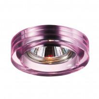 Светильник точечный Novotech Glass 369479