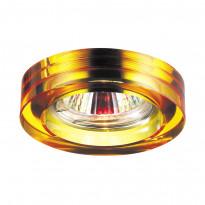 Светильник точечный Novotech Glass 369480