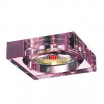 Светильник точечный Novotech Glass 369484