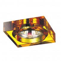 Светильник точечный Novotech Glass 369485