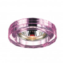 Светильник точечный Novotech Glass 369489