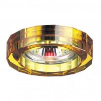Светильник точечный Novotech Glass 369490