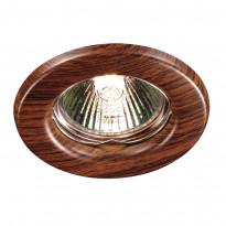 Светильник точечный Novotech Wood 369714