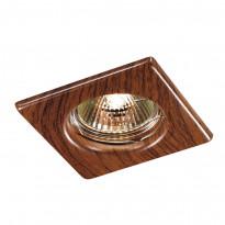 Светильник точечный Novotech Wood 369717