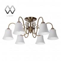 Светильник потолочный MW-Light Моника 372010806