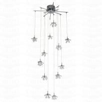 Светильник (Люстра) Chiaro Каскад 384015512