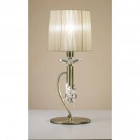 Лампа настольная Mantra Tiffany Cuero 3888