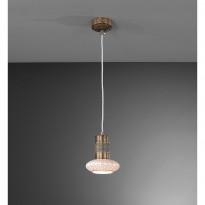 Светильник (Люстра) La Lampada L 462/1.40 Ceramic Antique