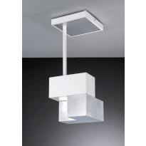 Светильник потолочный La Lampada PL 101/1G Wood Silver L.