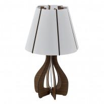 Лампа настольная Eglo Cossano 94954