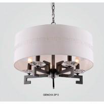 Светильник (Люстра) Crystal Lux GENOVA SP 5