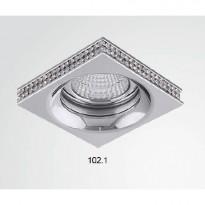 Светильник точечный Crystal Lux 102.1