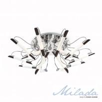Светильник потолочный IDLamp Milada 401/15PF-LEDChrome