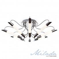 Светильник потолочный IDLamp Milada 401/8PF-LEDChrome