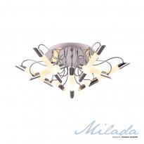 Светильник потолочный IDLamp Milada 401/9PF-LEDChrome