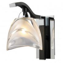 Бра N-Light 416-01-11 Chrome + Dark Wengue