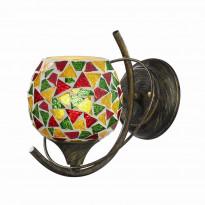 Бра Odeon Light Mosaic 2107/1W