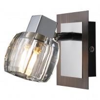 Бра N-Light 420-01-11 Chrome + Wengue