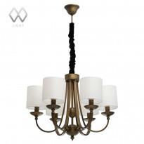Светильник (Люстра) MW-Light Вирджиния 444010708
