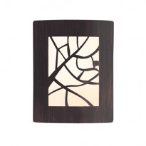Уличный настенный светильник Brilliant Whitney 46380/55