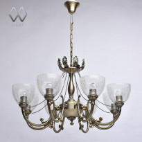 Светильник (Люстра) MW-Light Аманда 5 481011608