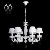 Светильник (Люстра) MW-Light Селена 482011006