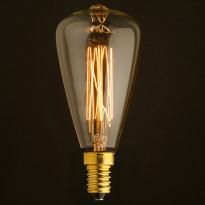 Ретро лампа накаливания Loft It E14 60W 220V 4860-F