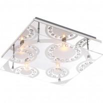 Светильник настенно-потолочный Globo Dianne 48690-4