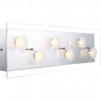 Светильник настенно-потолочный Globo Berto 49200-6