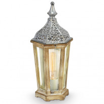 Лампа настольная Eglo Vintage 49277