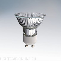 Галогенная лампа Lightstar HP16 GU10 220V 50Вт 2800К (теплый белый) 922707