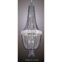 Светильник (Люстра) Crystal Lux DIAMOND SP 10 CROMO D520