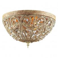 Светильник потолочный N-Light 5942/6 Queens Ivory