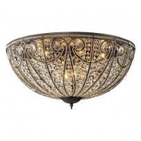 Светильник потолочный N-Light 5963/10 Dark Bronze