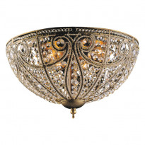 Светильник потолочный N-Light 5963/6 Dark Bronze