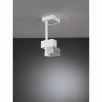 Светильник потолочный La Lampada PL 101/1P Wood Silver L.