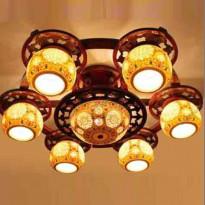 Светильник потолочный N-Light 6025-6+3