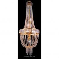 Светильник (Люстра) Crystal Lux DIAMOND SP 10 ORO