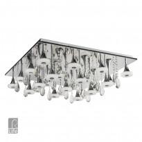 Светильник потолочный Regenbogen Life Фленсбург 609010625