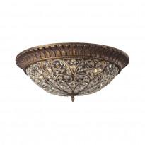 Светильник потолочный N-Light 615-08-03 Spanish Bronze