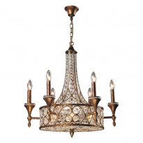 Светильник (Люстра) N-Light 623-12-02 Spanish Bronze