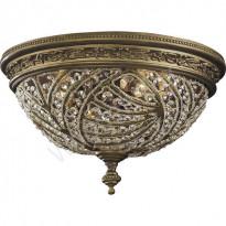 Светильник потолочный N-Light 6242/4 Dark Bronze