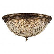 Светильник потолочный N-Light 6242/8A Spanish Bronze