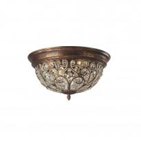 Светильник потолочный N-Light 628-04-03 Spanish Bronze