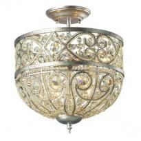 Светильник потолочный N-Light 630-05-03 Sunset Silver