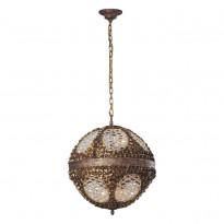 Светильник (Люстра) N-Light 633-12-02 Spanish Bronze