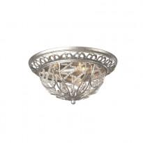 Светильник потолочный N-Light 634-03-03 Sunset Silver